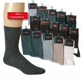6161-2 Doppelpack Gesundheitssocken für dicke Beine