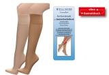 1718-5 - 5 Paar Gesundheits-Knie-Feinstrümpfe