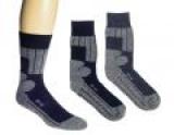 6949 - Doppelpack ALLROUND-Gesundheits-Socke mit Plüschsohle